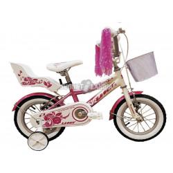 """Bicicleta infantil Umit 14""""..."""