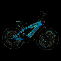 Bicicleta infantil Umit XR-240